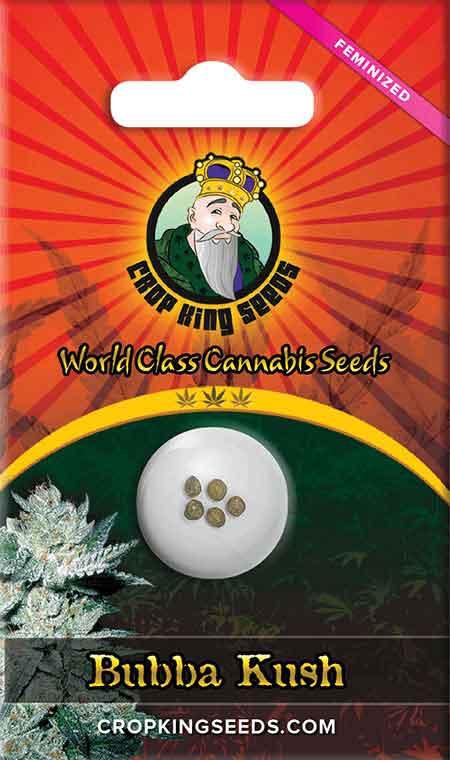 Bubba Kush Feminized Marijuana Seeds